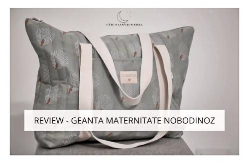 geanta maternitate